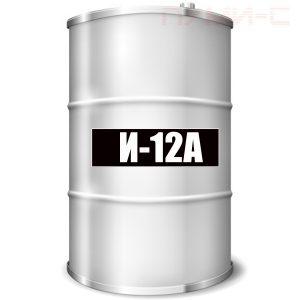 И-12А масло индустриальное с характеристиками