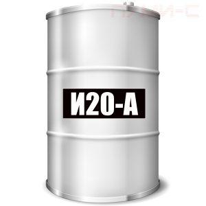И-20 масло веретенное