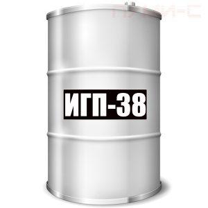 ИГП-38 масло в бочке наливом