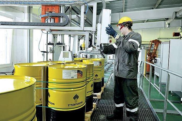 Применение индустриального масла на заводах