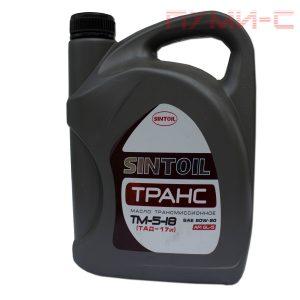 ТАД-17И - ТМ 5-18 масло трансмиссионное