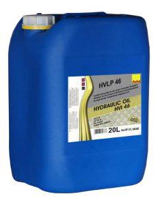 Масло HVLP 46 в гидравлику