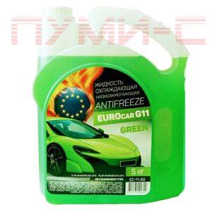купить антифриз Eurocar G11 в Минске оптом и в розницу