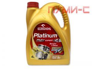 Orlen Oil Platinum Expert Max C4 заказать в Беларуси