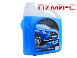 Тосол А40М Eurocar синий в Минске