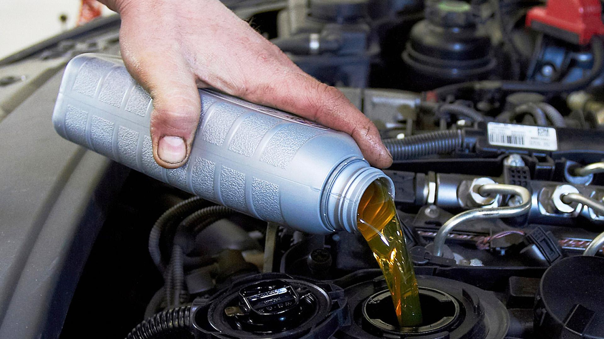 Масло для бензиновых двигателей в Минске