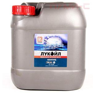 Авангард 15w-40 лукойл масло моторное