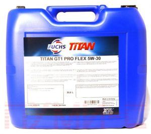 Масло Fuchs Titan GT1