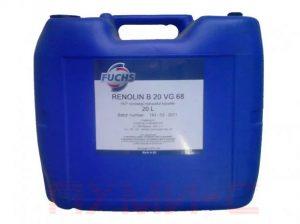 Масло гидравлическое Fuchs Renolin B20 ISO VG64