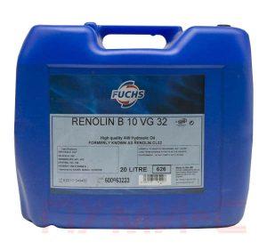 Масло гидравлическое Fuchs Renolin B10 ISO VG32