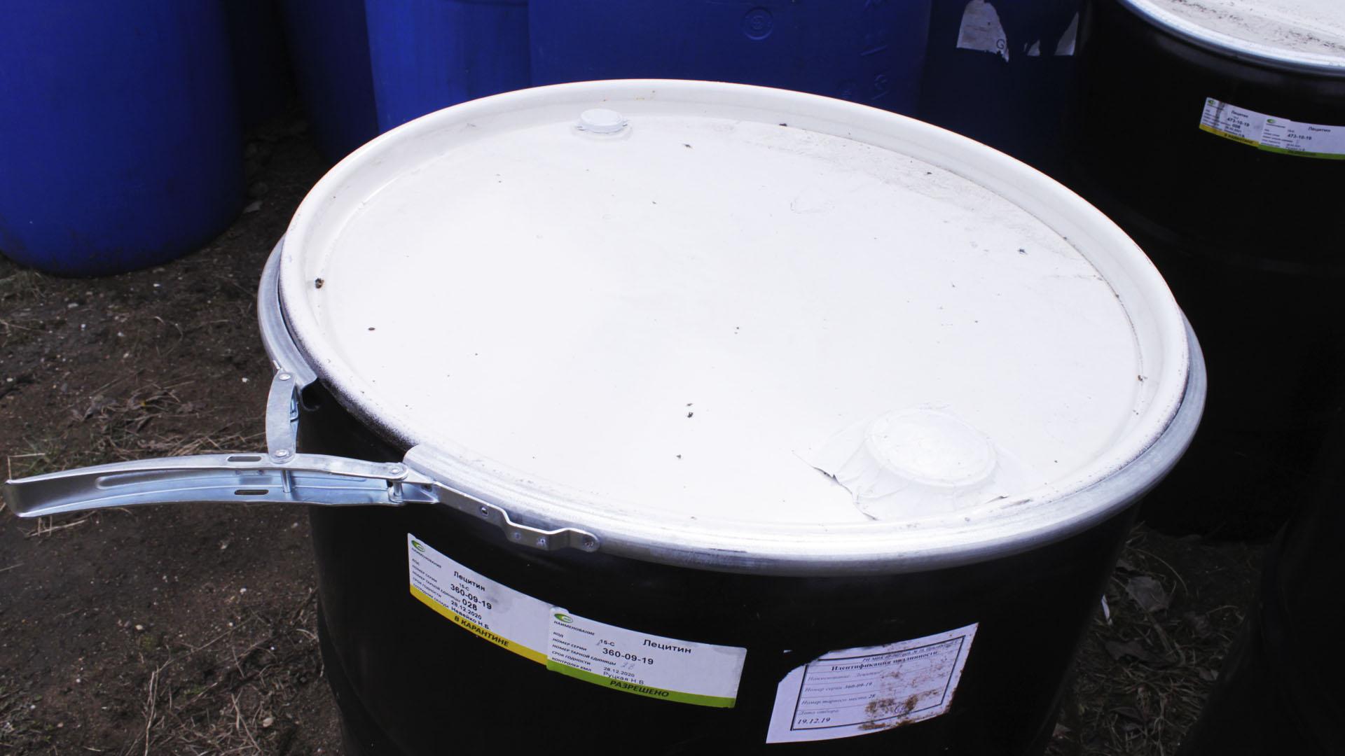 Железная бочка 200 литров