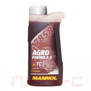 Масло 2t agro formula s mannol