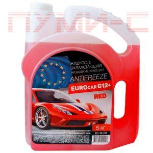 Красный антифриз G12 купить в Минске