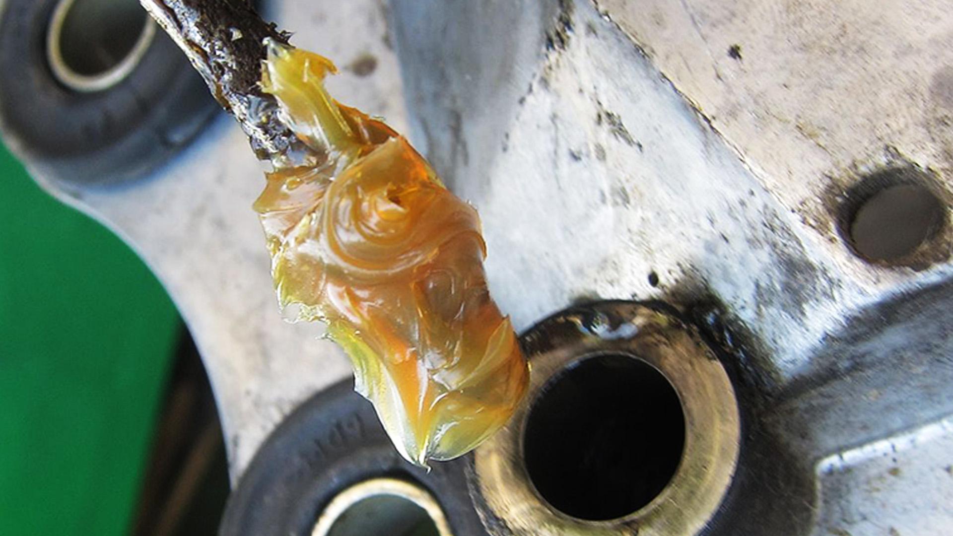 Применение и назначение пластичной смазки