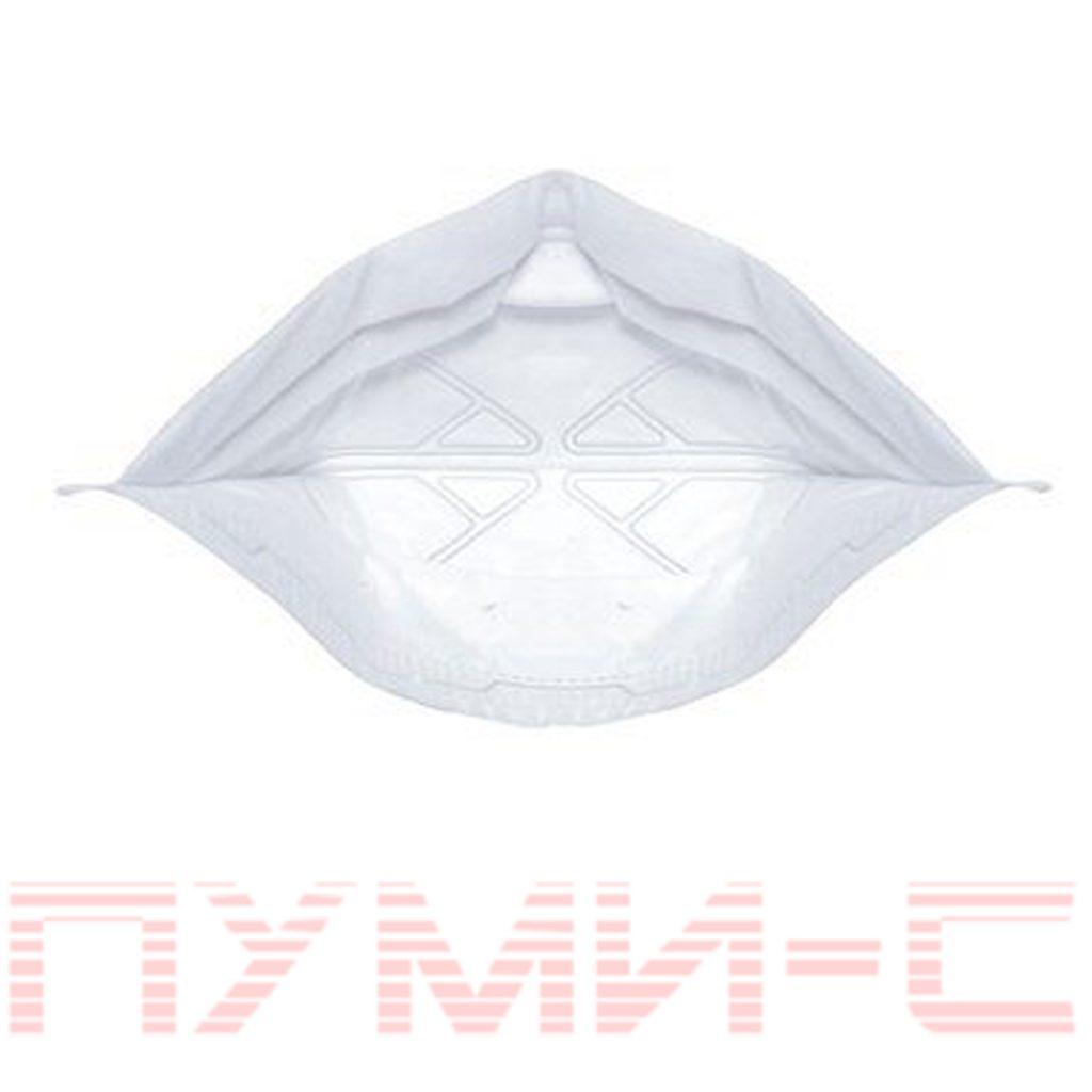 Фильтрующая маска против короновирус flex 9152