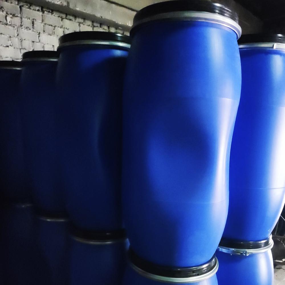 Бочки синие пластиковые в Минске